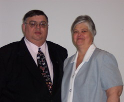 Pastor Bill and Wife Carol